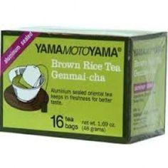 Yamamotoyama YMY Genmai-Cha GreenTea with Roasterd Brown Rice - 16 Tea Bags Gourmet Food Store, Gourmet Recipes, Japan Shop, Net Bag, Brown Rice, Green Teas, Link, Awesome, Check