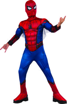 Spider-man homecoming movie costume for boys