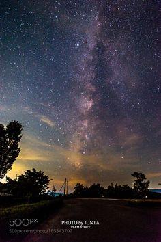 Milky way Camera: NIKON D610 Lens: 20.0 mm f/1.8 Focal Length: 20mm Shutter…