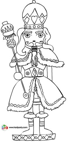 Nutcracker Image, Nutcracker Christmas, Christmas Drawing, Christmas Art, Painting Lessons, Art Lessons, Tracing Pictures, The Art Sherpa, Fairy Drawings