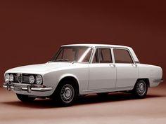 Alfa Romeo 1750 Berlina - 1968