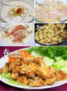 Corn Flour Crispy Chicken Recipe, How To . - Womanly Recipes - Delicious, Practical and Mos. - Corn Flour Crispy Chicken Recipe, How To … – Womanly Recipes – Delicious, Practical and Most - Crispy Chicken Recipes, Beef Recipes, Cooking Recipes, Fried Chicken, Paleo Pizza, Turkish Recipes, Italian Recipes, Italian Foods, Italian Chicken Dishes