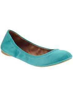 Lucky Brand. Have these in leopard and want them in a million colors. Best. Flats. Ever.