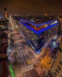 Serbia Travel, Belgrade Serbia, Civil Engineering, Capital City, Places To Visit