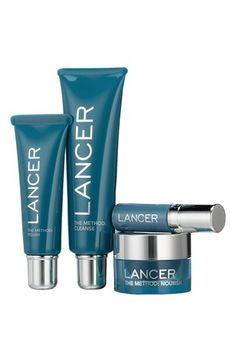 Lancer Skincare 'The Method' Starter Set ($140 Value) available at #Nordstrom