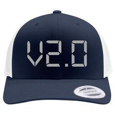 Volume 2 Retro Trucker Hat