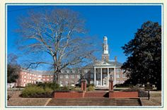 A lovely women's college full of tradition.....Judson College, Marion, AL.  Miss this place!!!!