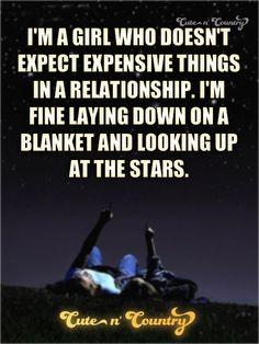 Yes i love lookin at stars!