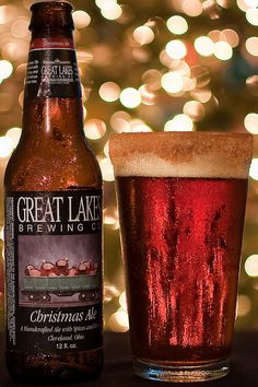 #Cerveza de #Navidad Great's Lake #christmas #beer