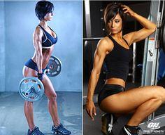 cristina vujnich work out routine :)