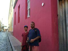 Old San Juan - colorful buildings & doors
