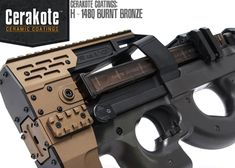 New Year Limited Edition P90 Armored Rail