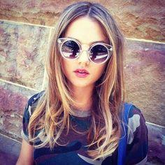 Round sunglasses óculos redondos