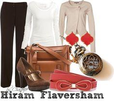 """Hiram Flaversham"" by disneybychantelle ❤ liked on Polyvore"