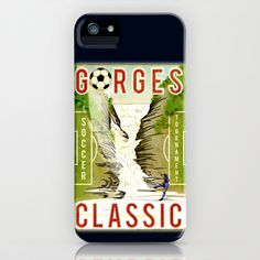 Gorges Classic Soccer Tournament iPhone & iPod Case by Gorges Classic Soccer Tournament - $35.00