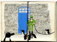 Kevin Waldron Illustration - Home