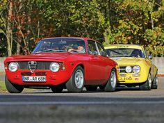 Alfa Romeo Giulia Sprint Gta Amp Gtam Sportwagen