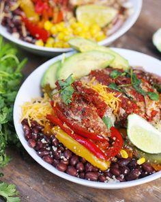 How I Meal Prep + A Super Easy Meal Prep Recipe- Chicken Bowls -