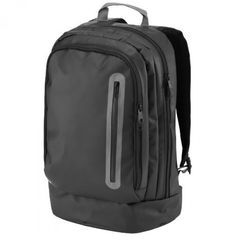 Exclusive design waterresistant backpack with zippered main compartment with laptop compartment will fit most laptops. Zippered midd compartment with slash pocket for small accessoires like phone. North Sea, Travel Bags, Laptop, Backpacks, Trends, Fashion, Waterproof Backpack, Shoulder, Bags