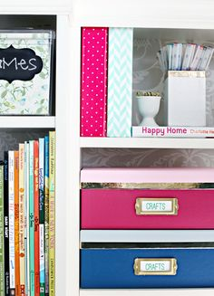 Although I have been known to splurge on storage from time to time, I typically try and find it as inexpensive as possible. Whether that be...