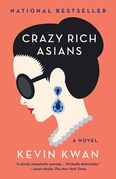 Crazy Rich Asians by Kevin Kwan. Rachel Chu is unexpectedly thrown into the uber rich high society of Singapore when her boyfriend Nick invites her to the wedding to end all weddings. Finished December 2014.