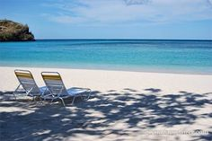 Two empty chairs reserved just for you Peace Of Mind, Outdoor Furniture, Outdoor Decor, Grenada, The Locals, Sun Lounger, Empty, Beach Mat, Outdoor Blanket