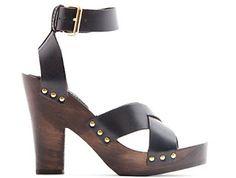 4 estilos: Zuecos y zapatos de madera , este año me animo