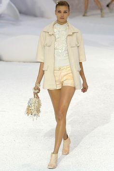 Chanel. I love shorts