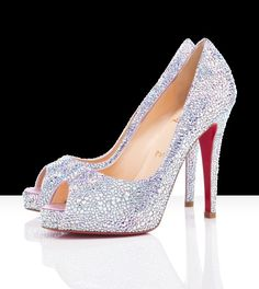 Louboutin..it would go perfect with my ringdance dress, alas i could never afford them