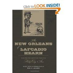 """Hearn, said to have """"invented"""" the image of New Orleans"""