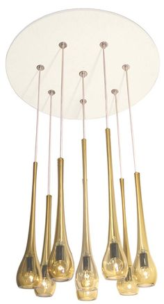 Contemporary Chandelier from jGoodDesign, Model: CR-CH-01