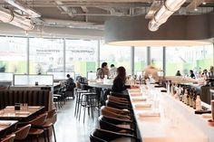 Champeaux Restaurant in Paris by Ciguë   Yellowtrace