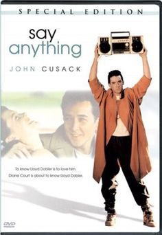 Directed by Cameron Crowe. With John Cusack, Ione Skye, John Mahoney, Lili Taylor. A noble underachiever and a beautiful valedictorian fall in love the summer before she goes off to college.
