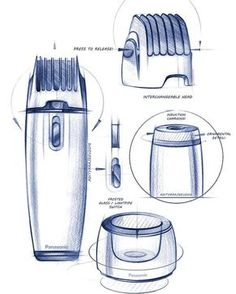 did this one last night.... I did this in the memory of my late #panasonic #shaver which was on its last legs as the water somehow creeped in through the switch and rusted the motor armature. #trimmer #shaver #design #industrialdesign #productdesign #design #sketch #sketchaday #idsketching #product #braun #philips #razor #consumer #electronics #pencil #instasketch #instadaily ? #picoftheday ? thank you all very much for the appreciation and humble comments. I really appreciate your time.