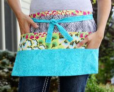 Ultimate Utility Apron | AllFreeSewing.com