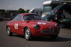 Alfa Romeo Giulietta SZ wallpaper