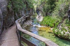 parque natural sierra de carozla segura y las villas
