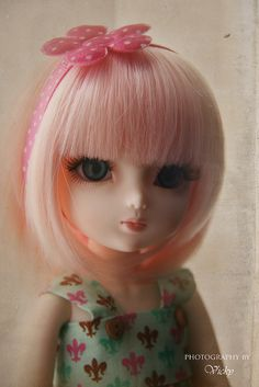 pink doll