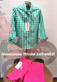 Camisa Conil. Colección Camisas Nachete