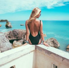 ♡ On Pinterest @ kitkatlovekesha ♡ ♡ Pin: Photography ~ Summer Looking Over the Ocean ♡