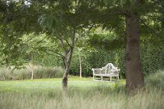 Australian Meadow Garden by Peter Fudge Garden Design, Sydney