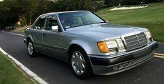 Mercedes 500E sold by Exact10.com