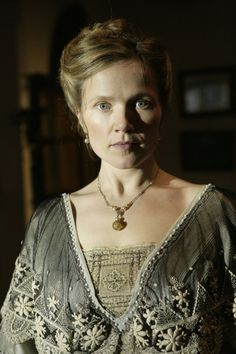Miss Joan Redfern, the matron school mistress who falls in love with John Smith. But she doesn't know that he is really The Doctor. Human Nature and The Family of Blood.