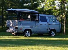 Vw Doka, Vw T3 Syncro, Transporter T3, Volkswagen Transporter, Pickup Camper, Vw Camper, T3 Bus, Campervan, Van Life