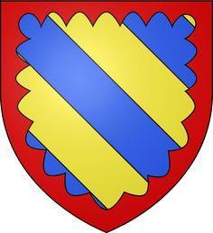 Coat of Arms of Nièvre France