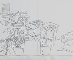 효-드로잉 drawing