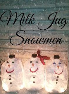 milk-jug-snowmen-easy-christmas-craft