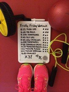 Amanda Cerny high intensity workout