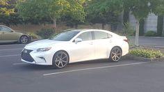 My New Ride! 2016 Lexus ES 350 ultra luxury package on Niche wheels Lexus Es, Luxury Packaging, Bmw, Cars, Vehicles, Wheels, Check, Collection, Autos
