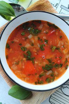 Måndag 17 mars 2014  Vi startar veckan med att bjuda er på en lättlagad och mycket smaklig soppa. Vegetarisk dessutom, meatless monday fick vi till minsann! Och med stormen som dragit förbi i…